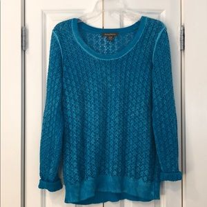 Blue tommy Bahama sweater